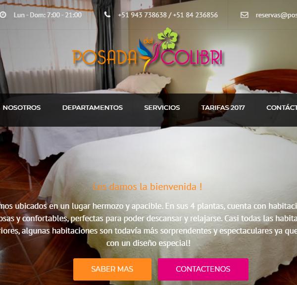 Posada del Colibri – Cusco – Hostal Cusco Hospedaje Cusco