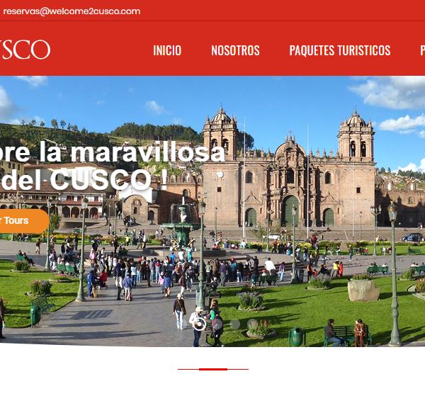 Welcome2Cusco – Agencia de viajes y turismo – Tour Operator